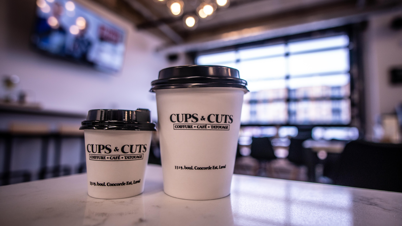 Cups and Cuts – Un café italien dans les lettres de l'art à Laval